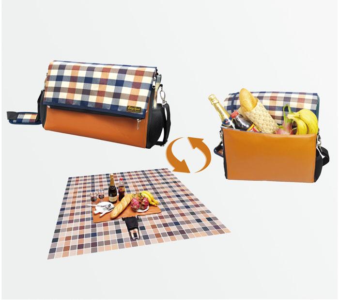变形野餐包
