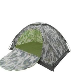 佰玛王子 数字迷彩双人单层户外帐篷