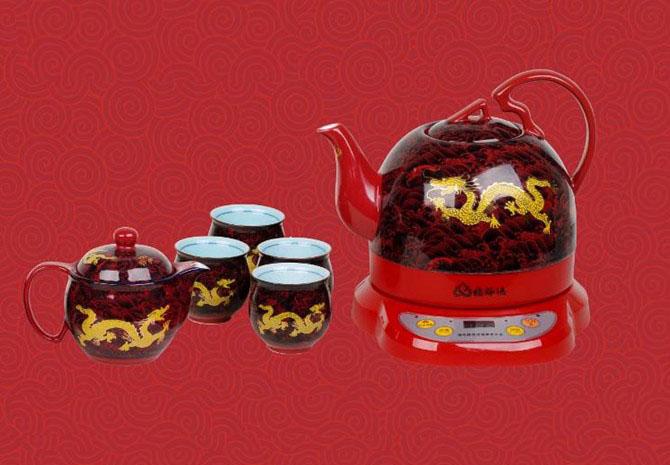 茶具套装陶瓷水壶