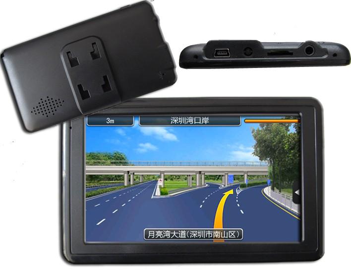 贝拉尔Q5 GPS导航