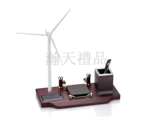 风力发电机摆件