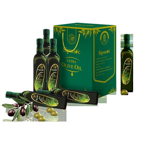 皇家大礼包芭苛斯橄榄油