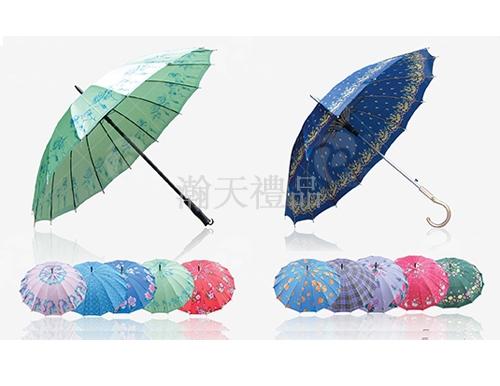 16股直杆伞