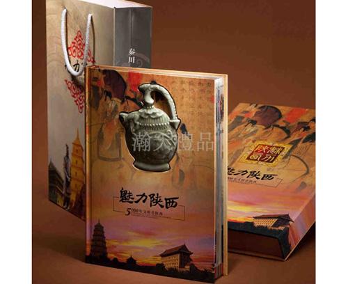 魅力陕西文化珍藏册