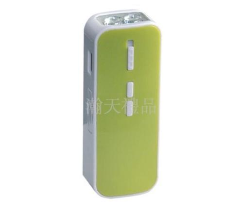 USB收音机多功能电筒