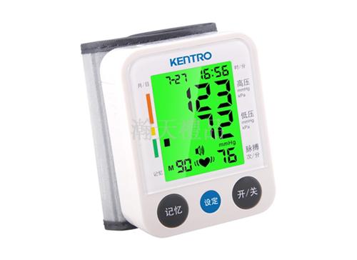 健得龙腕式电子血压仪器