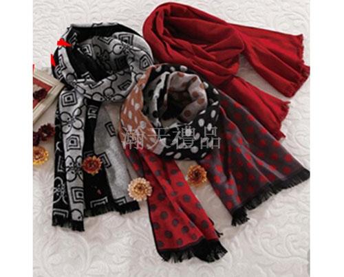 羊绒竹围巾