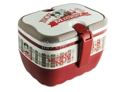 米奇苏格兰双层餐盒